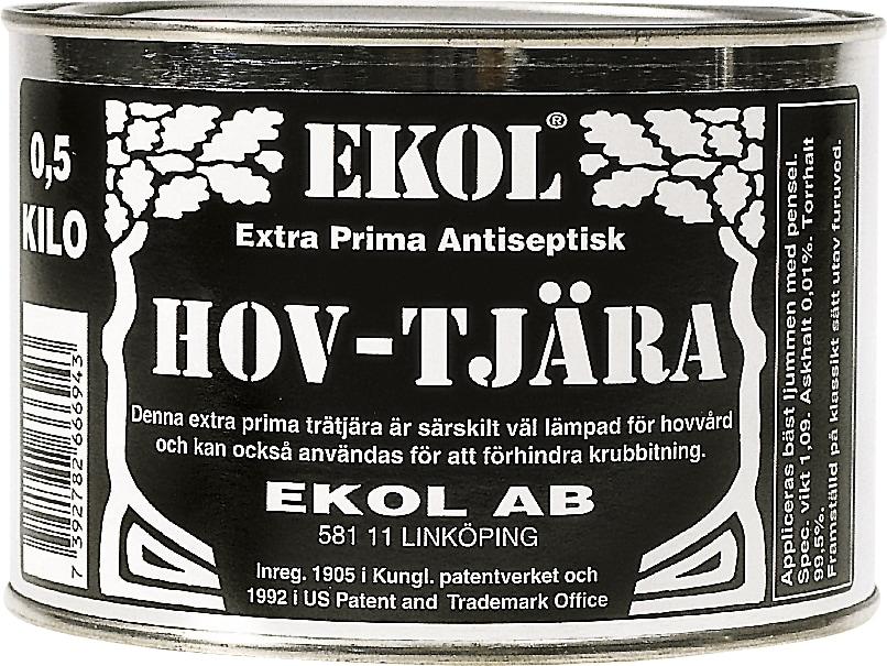 Hovtjära   Ekol