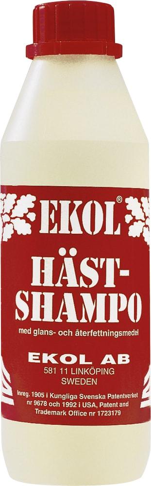 Hästschampo   Ekol