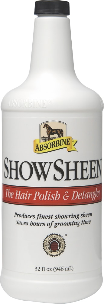 Showsheen Absorbine