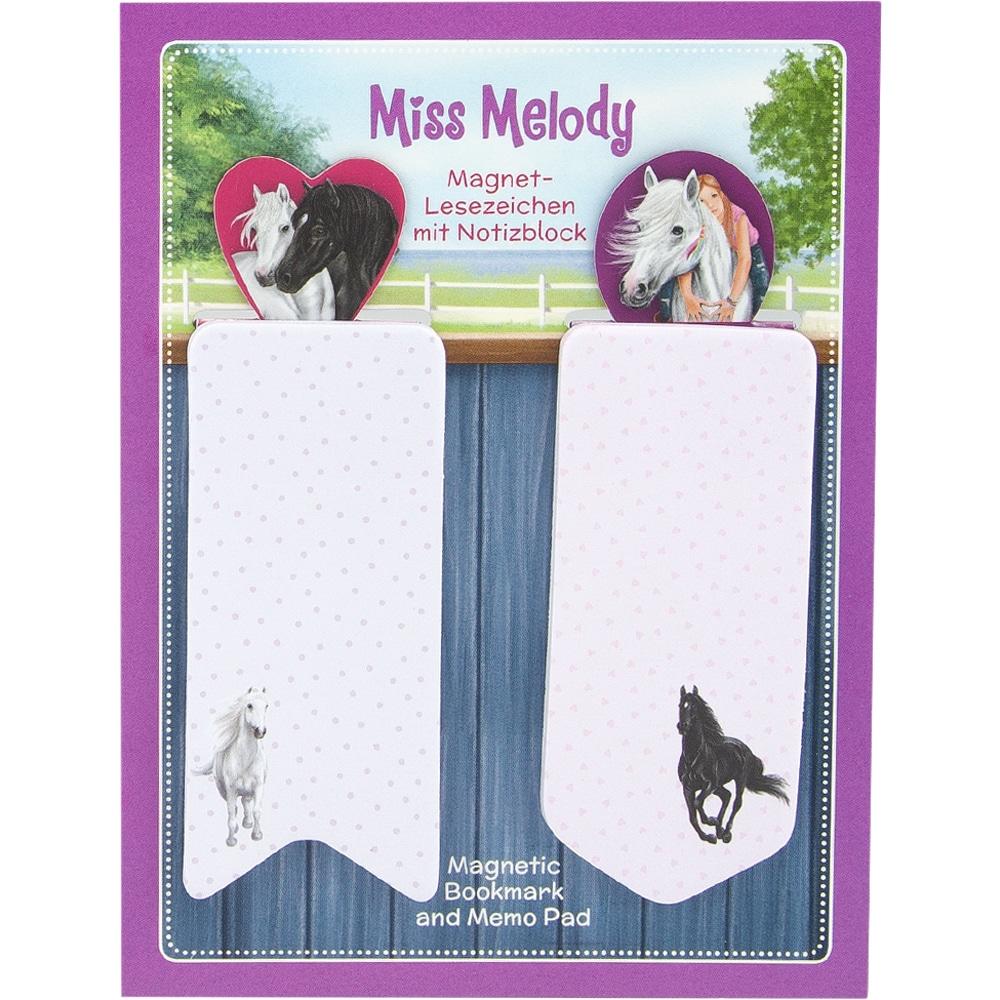 Bokmärke   Miss Melody