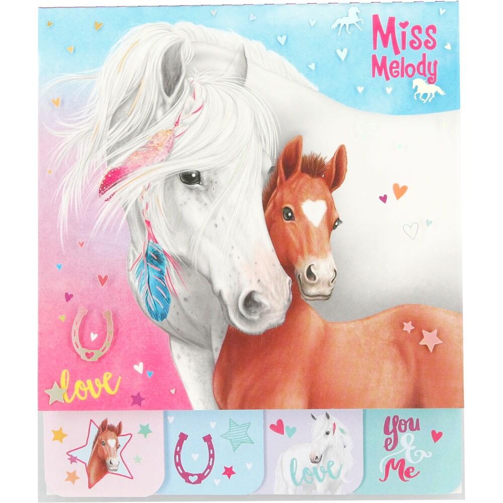 Anteckningsbok   Miss Melody