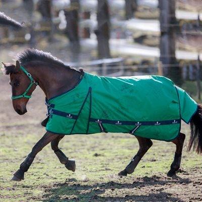 regntäcke häst hööks