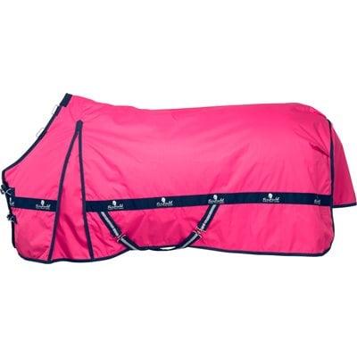 reflextäcke häst rosa