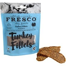 Hundgodis  Turkey Fillets 100 g Fresco®