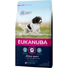 Torrfoder Hund  Adult Medium Breed 3 kg Eukanuba